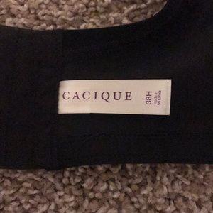 Cacique Intimates & Sleepwear - Cacique Cotton Boost Plunge Bra